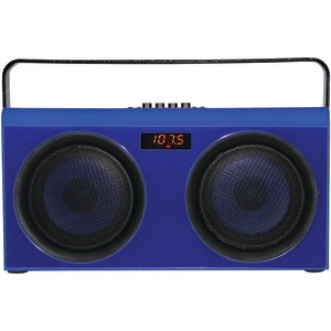 SUPERSONIC Wireless Party Bluetooth(R) Portable Speaker Box SC-1407BT