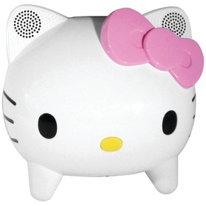 HELLO KITTY Hello Kitty(R) Bluetooth(R) Speaker System KT4557A/AF