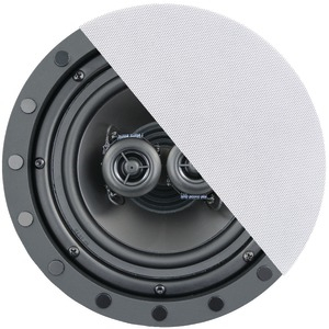 ARCHITECH 6.5 inch. 2-Way Premium Series Single-Point Stereo Frameless In-Ceiling Loudspeaker SC-62F