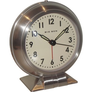 WESTCLOX Metal Big Ben Alarm Clock 90010A