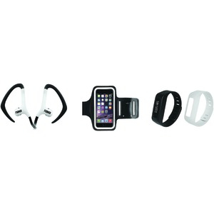 NAXA Bluetooth(R) 3-in-1 Fitness Combo NE-946