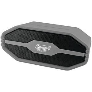 COLEMAN AktivSounds Waterproof Bluetooth(R) Speaker (Gray) CBT15-GY
