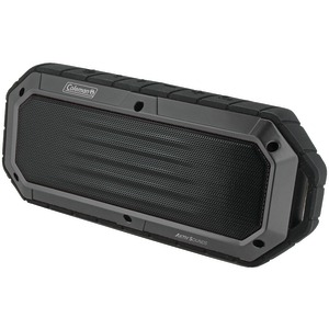 COLEMAN AktivSounds Waterproof Bluetooth(R) Slim-Line Speaker (Gray) CBT16-GY