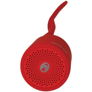 COLEMAN AktivSounds TWS Waterproof Bluetooth(R) Speaker (Red) CBT10TWS-R