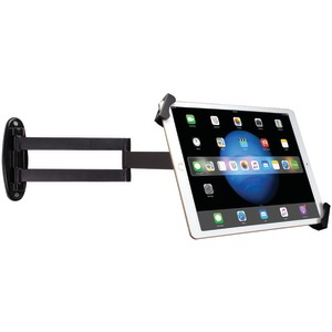 CTA DIGITAL iPad(R)/Tablet Articulating Security Wall Mount PAD-ASWM