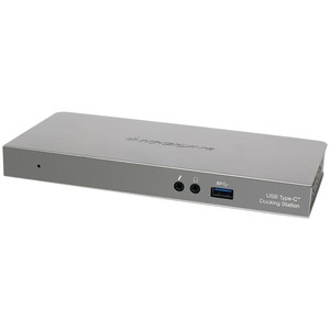 IOGEAR USB-C(TM) Docking Station with Power Delivery GUD3C01