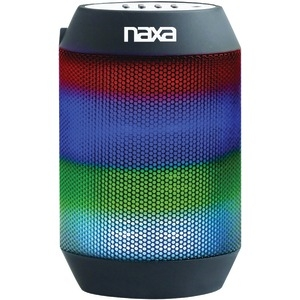 NAXA VIBE MINI Bluetooth(R) Speaker NAS-3075