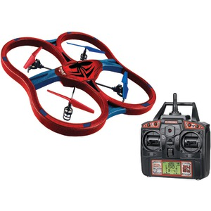 Remote-Control 4.5-Channel 2.4GHz Marvel(R) Spider-Man(R) Super Drone