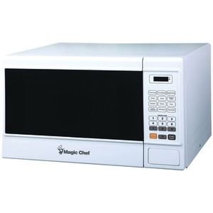 MAGIC CHEF 1.3-Cubic ft Countertop Microwave (White) MCM1310W