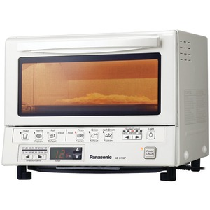 PANASONIC 1,300-Watt FlashXpress(TM) Toaster Oven NB-G110PW