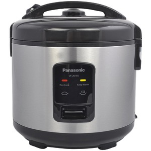 PANASONIC 10-Cup Automatic Rice Cooker SR-JN185