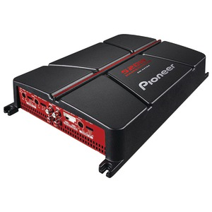 PIONEER GM Series Class AB Amp (4 Channels, 520 Watts max) GM-A4704