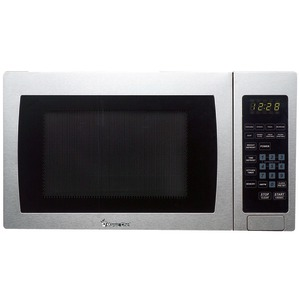 MAGIC CHEF .9 Cubic-ft, 900-Watt Microwave with Digital Touch (Stainless Steel) MCM990ST