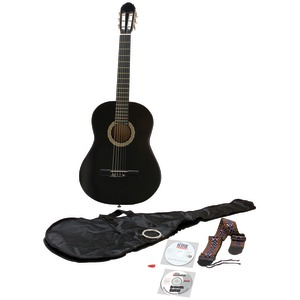 EMEDIA MUSIC Essential Guitar Pack EG07091
