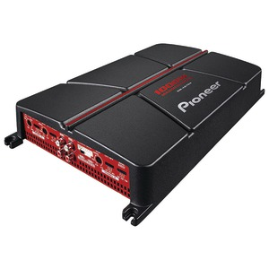 PIONEER GM Series Class AB Amp (4 Channels, 1,000 Watts max) GM-A6704