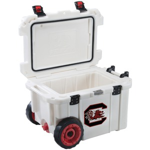 PELICAN University of South Carolina Gamecocks(R) Elite Wheeled Cooler CC-19329-45QWT
