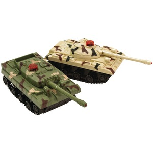SPACEGATE RC Battle Tanks Combo Pack 19605