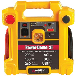 WAGAN TECH Power Dome(TM) ST with Air Compressor 7005