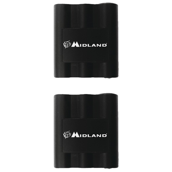 MIDLAND AVP7 Rechargeable Batteries for LXT210 LXT310 LXT410 & GXT Series 2-Way Radios