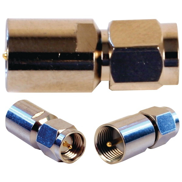WILSON ELECTRONICS 971119 Cellular Booster Accessory (FME Male to SMA-Male Connector)