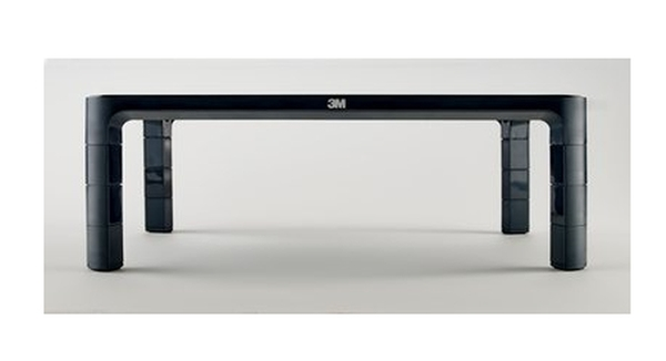3M - WORKSPACE SOLUTIONS ADJUSTABLE MONITOR STAND
