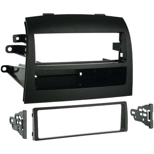 METRA 99-8208 fits 2004 - 2010 Toyota(R) Sienna Single-DIN Installation Kit