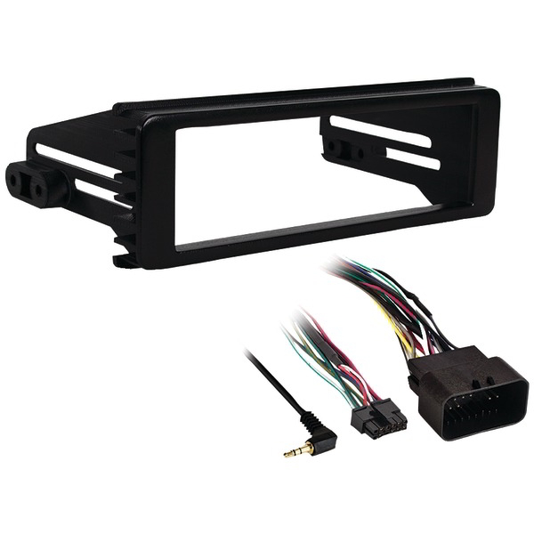 METRA 99-9600 1998 & Up Harley-Davidson(R) Touring Single-DIN