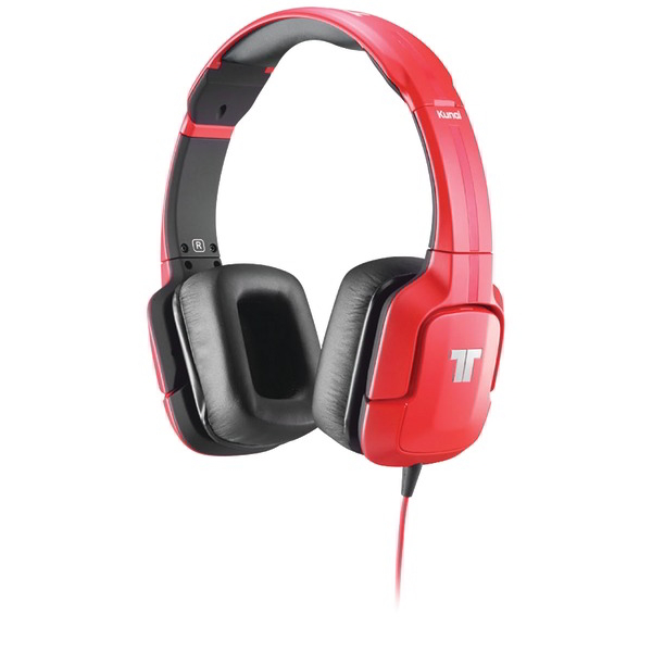 TRITTON TRI903570A03 Kunai Mobile Stereo Headset (Red)