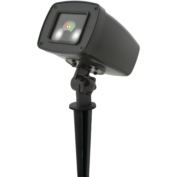 NIGHT STARS LL03-RG-16LED-MV-BT Premium Series 16-Color LED Floodlight with Bluetooth(R)