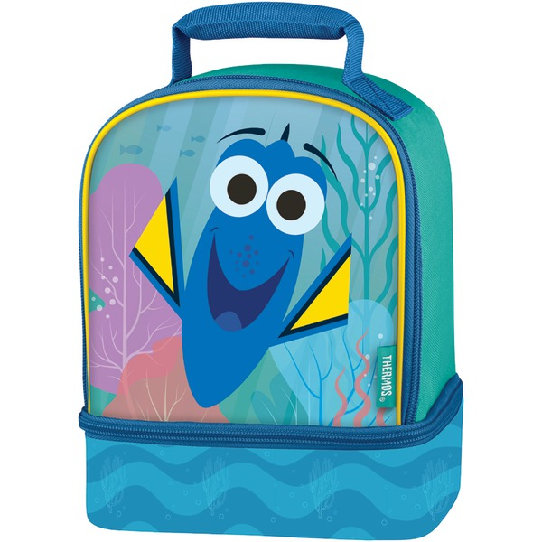 THERMOS K216081006 Finding Dory(TM) Lunch Bag with 3D Lenticular