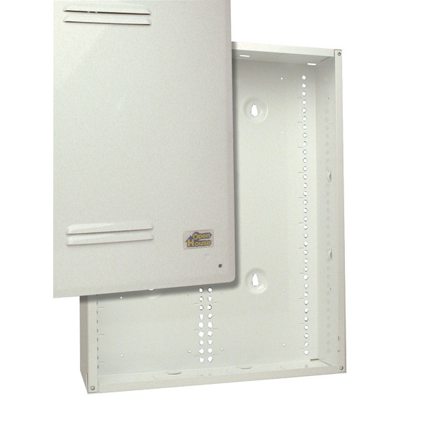 OPEN HOUSE H-318 18 Inch. Structured-Wire Enclosure