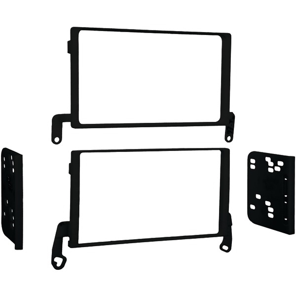 METRA 95-5818 1997 - 2002 Ford(R) F-150 Truck/Lincoln Double-DIN Installation Kit