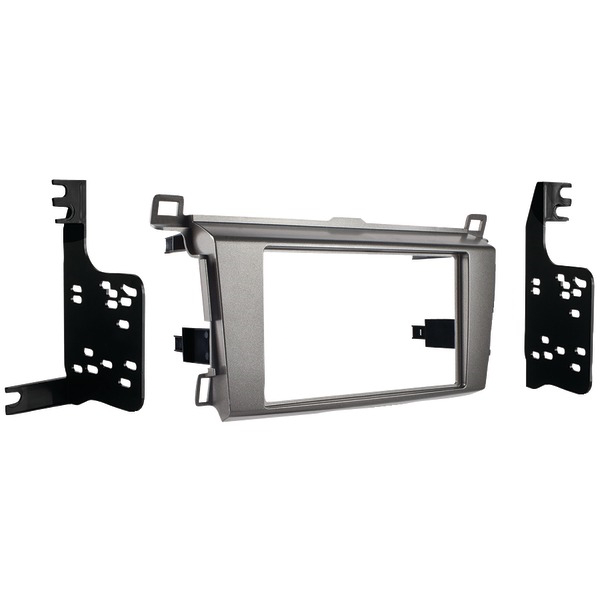 METRA 95-8242G Double-DIN Gray for 2013 & Up Toyota(R) RAV4