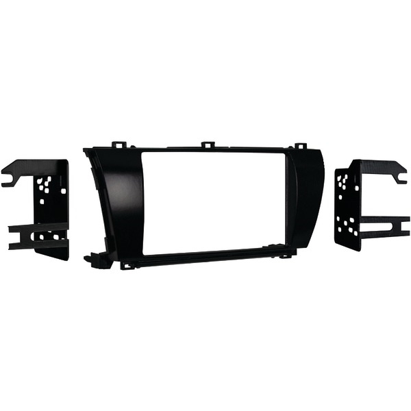 METRA 95-8245CHG 2014 & Up Toyota(R) Corolla Double-DIN Installation Kit