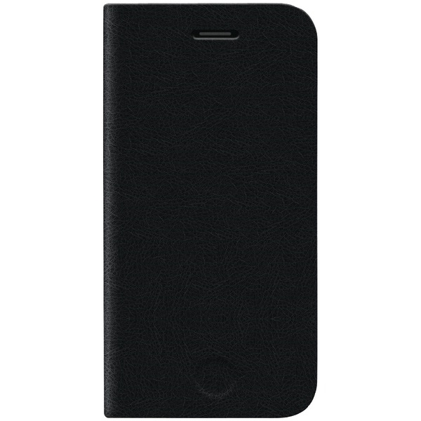 MACALLY FOLIOP6LB iPhone(R) 6 Plus 5.5 Inch. Slim Folio Case with Stand (Black)