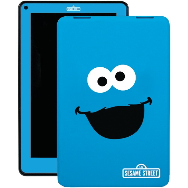 ISOUND ISOUND-3473 Kindle Fire(TM) Case (Cookie Monster(TM))