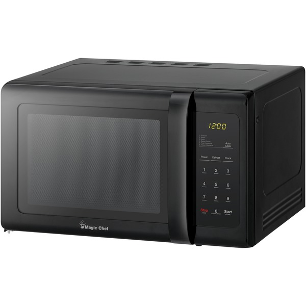 Magic Chef(R) MCD993B 0.9 Cubic-ft Countertop Microwave (Black)