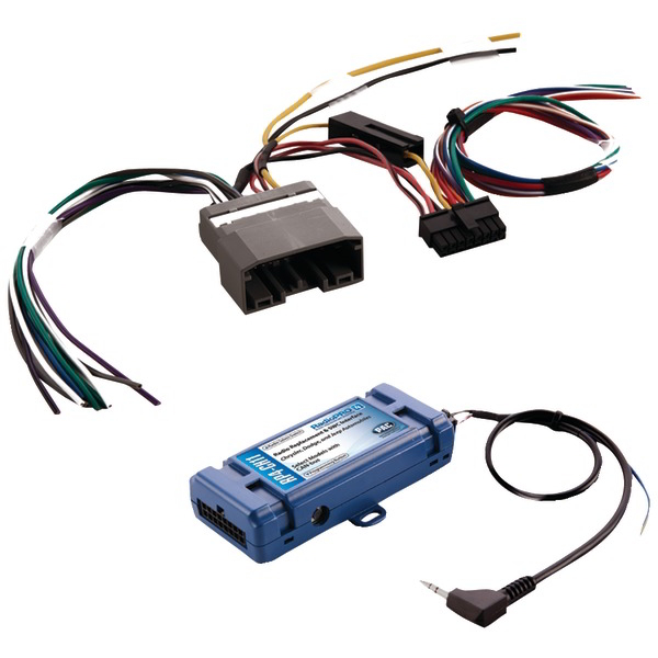 PAC RP4-CH11 All-in-One Radio Replacement & Steering Wheel Control Interface (For select Chrysler(R) vehicles with CANbus)