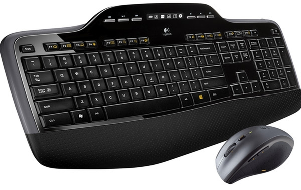 LOGITECH - COMPUTER ACCESSORIES WIRELESS DESKTOP MK710 COMBO