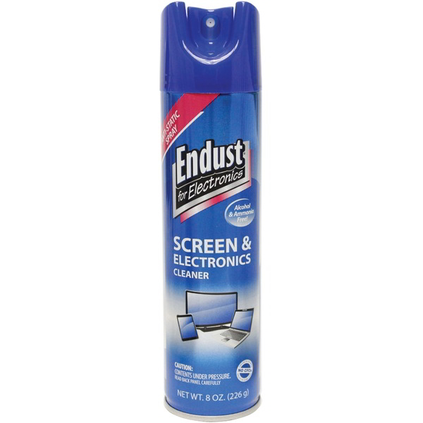 ENDUST 096000 Screen & Electronics Cleaning Spray