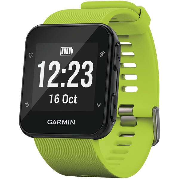 Garmin 010-01689-01 Forerunner 35 GPS-Enabled Running Watch (Limelight)