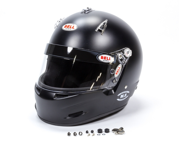 M8 Helmet Matte Black Small SA15
