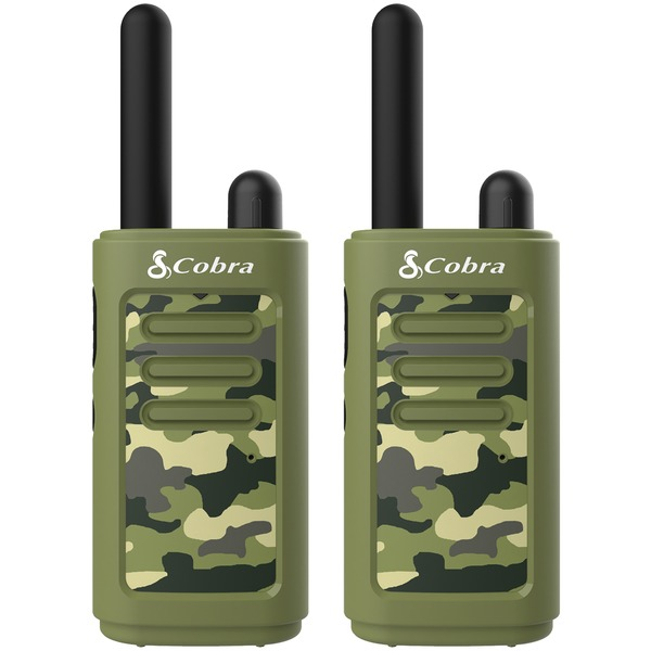 Cobra HE150G HE150G 16-Mile 2-Way Radios (Green)