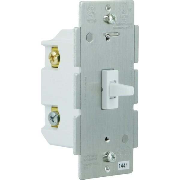 GE 12728 Z-Wave(R) 3-Way In-Wall Add-On Switch