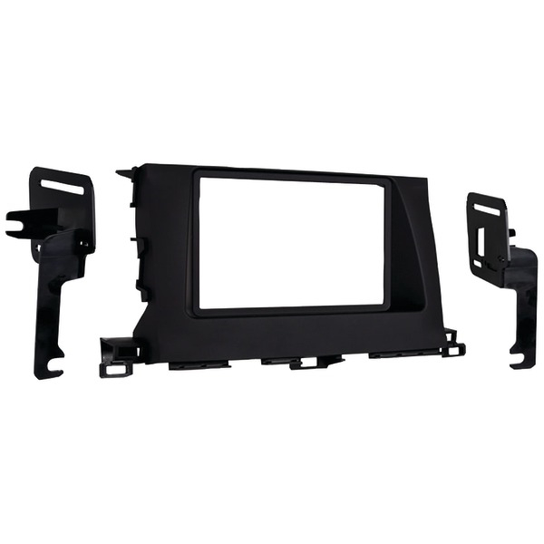 METRA 95-8248B 2014 & Up Toyota(R) Highlander Double-DIN Installation Kit Black