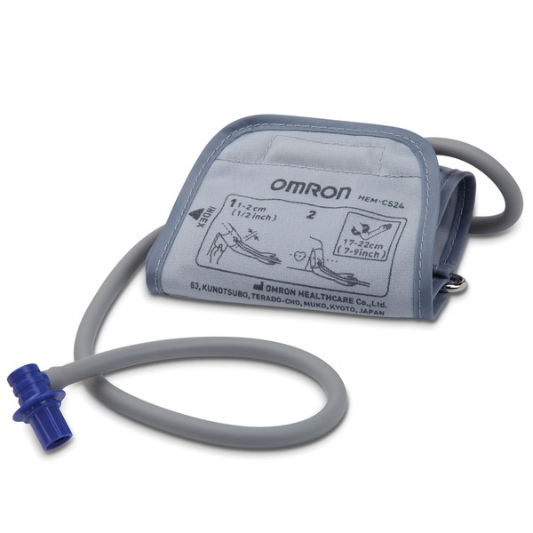 Omron HEM-CS24-B 7-Inch to 9-Inch Small D-Ring Cuff