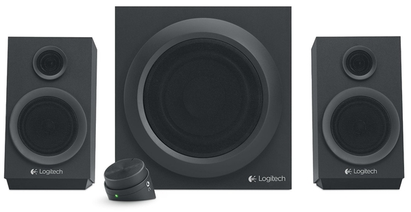 LOGITECH - COMPUTER ACCESSORIES Z333 BOLD SOUND SPEAKERS