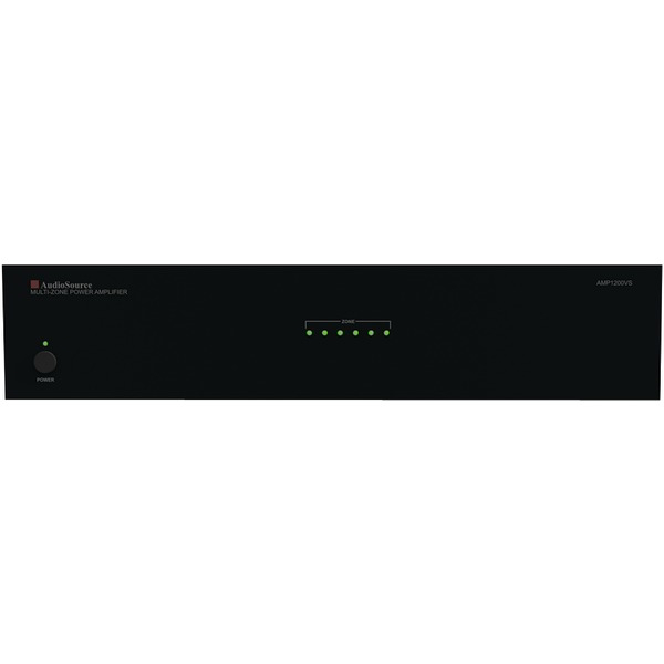 AUDIOSOURCE AMP1200VS 12-Channel 4-Zone Distributed Audio Power Amp