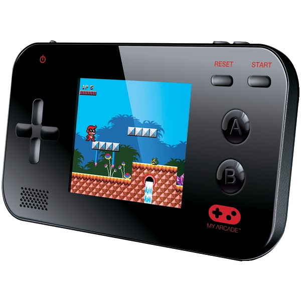 DREAMGEAR DGUN-2573 My Arcade Portable Handheld Game System with 220 games