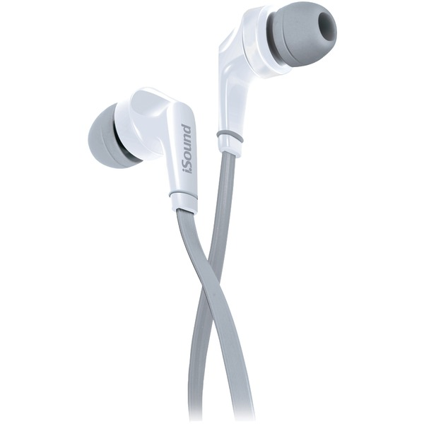 DREAMGEAR DGHP-5726 EM-60 Earbuds with Microphone (White)